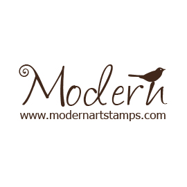Custom Rubber Stamp - Personal - Name with Bird - C73