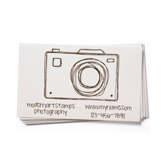 Custom rubber stamp business card camera photography bc56 custom rubber stamp business card camera photography bc56 reheart Choice Image