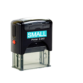 Custom Self Inking Stamp - Small